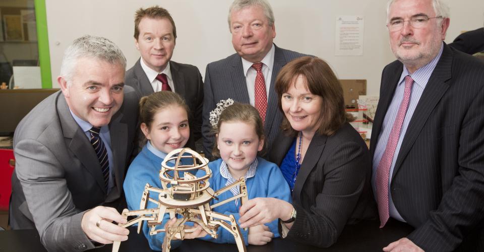 FabLab Belfast | Nerve Centre Official Launch